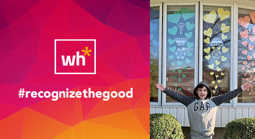 #recognizethegood Stories of the Week