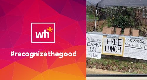 Your Weekly #recognizethegood Recap