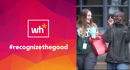 #recognizethegood Week in Review