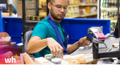 Grocers: Unsung Heroes Bravely Head to Work