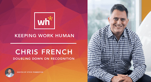 [Video] Chris French: Doubling Down on Recognition