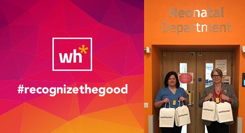A #recognizethegood Week in Review