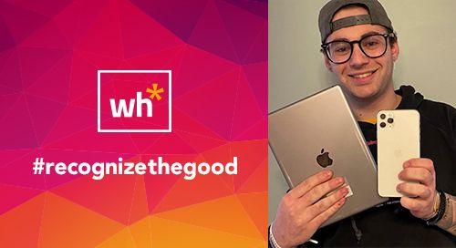 This Week's #recognizethegood Recap