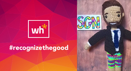#recognizethegood Feel Good Stories of the Week
