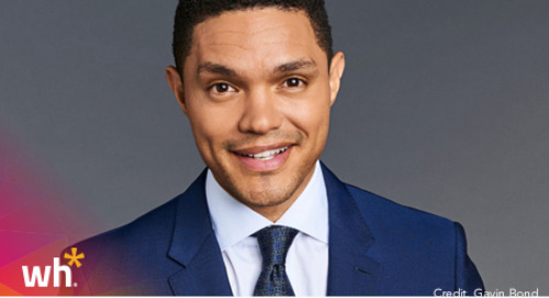 Trevor Noah on Leadership, Gratitude, and Learning From This Crisis