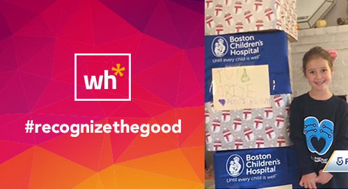 #recognizethegood Stories Heading into Memorial Day Weekend