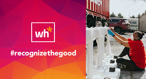 Weekly #recognizethegood Feel Good Moments