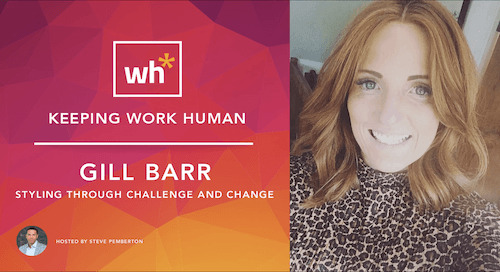 [Video] Gill Barr: Styling Through Challenge and Change