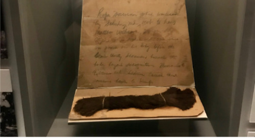 Revisiting the Rope: Interview at the National Museum of African American History and Culture