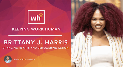 [Video] Brittany J. Harris: Changing Hearts and Empowering Action