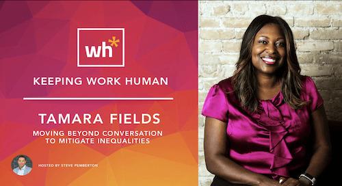 [Video] Tamara Fields: Moving Beyond Conversation to Mitigate Inequalities