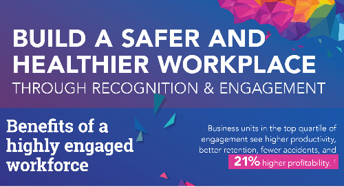 [Infographic] The Secret to Building a Safer and Healthier Workplace