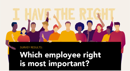 [Infographic] Which Employee Right Is Most Important?