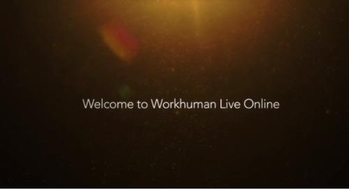 Workhuman Live Online Highlight Reel