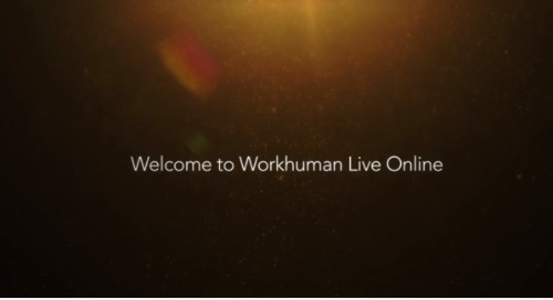 Workhuman Live Online Highlight Reel