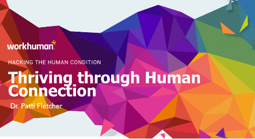 Thriving Through Human Connection: Dr. Patti Fletcher on Change Management
