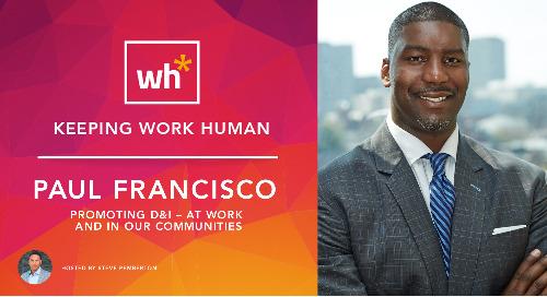 Paul Francisco: Pushing the Needle Toward Equity