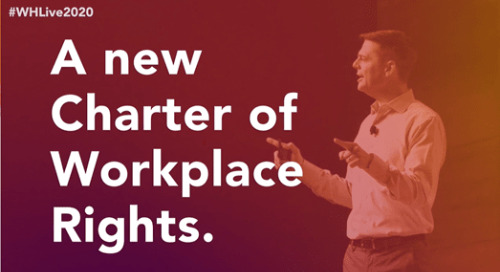 Building a Human-Centred Workplace: 5 Key Takeaways From Workhuman Live Online
