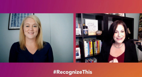 #RecognizeThis: Stay Close, Celebrate Virtually on LinkedIn Live