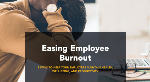 Easing Employee Burnout in Technology