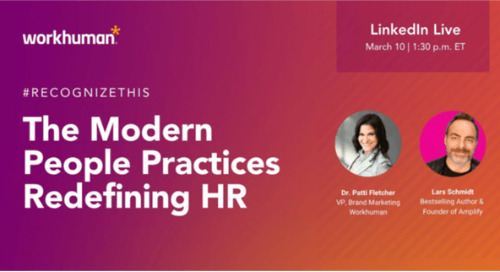 The Modern People Practices Redefining HR on LinkedIn Live
