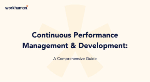Continuous Performance Management and Development: A Comprehensive Guide