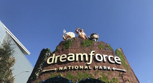 Dreamforce 2019 - Day 3 覚えました!