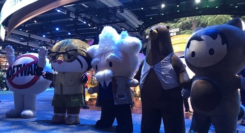 Dreamforce 2019 - Day 4 - また来年!