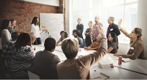 コミュニケーションの効果: デジタル変革に対するビジョン設定