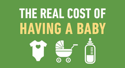 The Real Cost of Having a Baby