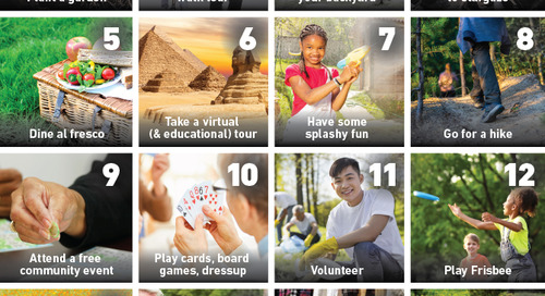 Make every summer weekend count! Inexpensive (or free!) family fun activities