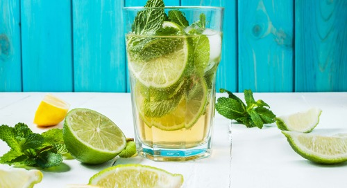 Iced Summer Drinks You Can Make At Home