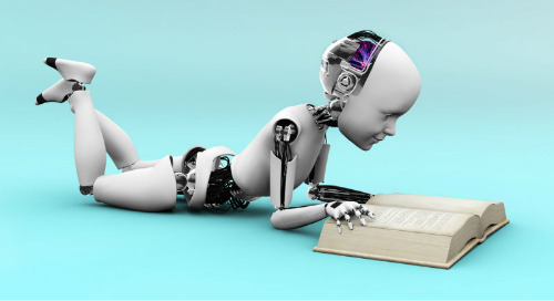 The symbiosis of RPA and machine learning