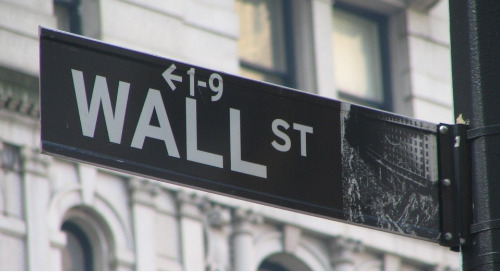 Bots on Wall Street