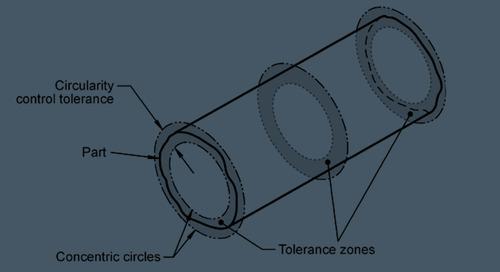 Circularity Tolerance in Small Metal Parts