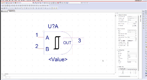 OrCAD Symbol Editor
