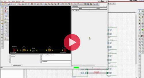Creating SI Topology from OrCAD Capture