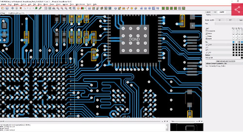 OrCAD QIR 5 Find by Query