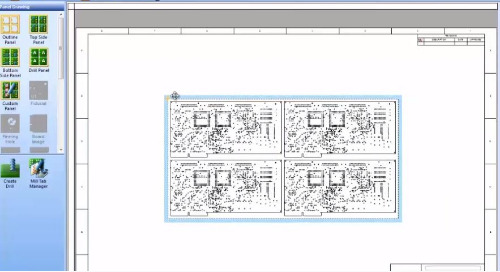 Creating a Panel Drawing in OrCAD Panel Editor