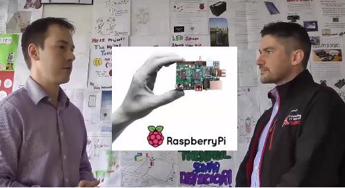 Raspberry Pi new compute module and IO Board designed using Cadence