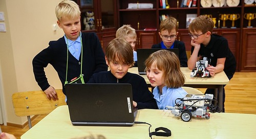 Five Reasons to Teach Children Robotics