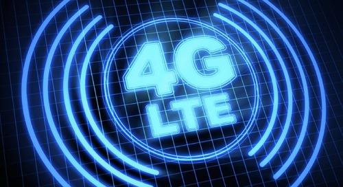 Give me an L. Give me a T, Give me an E. What's that spell? 4G!