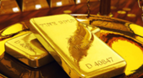 Why it's not time to go for the gold: Physical gold has outperformed but gold stocks have not