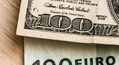 Why I am not turning bearish on the U.S. dollar and the euro