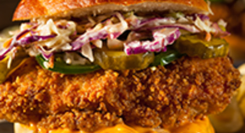 Forget trade wars, welcome to the chicken sandwich wars