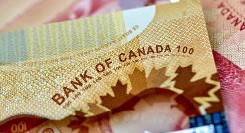 The Bank of Canada holds rates on housing market concerns