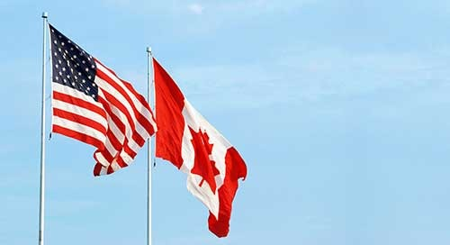 The Bank of Canada and the U.S. Federal Reserve cut rates in support of the global economy
