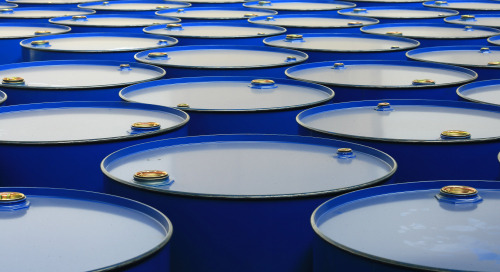 What does a negative oil price mean?