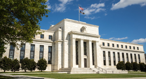 La Réserve fédérale américaine maintiendra les taux jusqu'à ce qu'elle soit certaine que l'économie a traversé la tempête