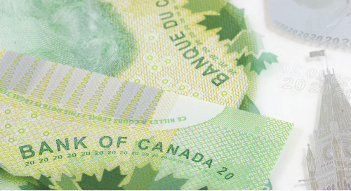 The Bank of Canada holds rates steady as financial conditions begin to improve